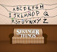Stranger Things Lights by CLMdesign