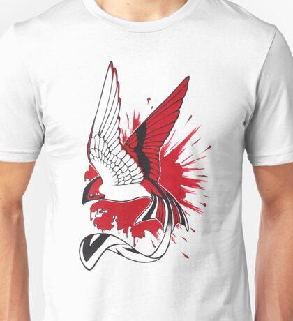 Blood bird Unisex T-Shirt
