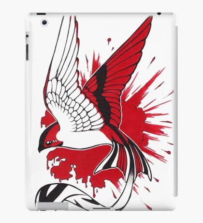 Blood bird iPad Case/Skin