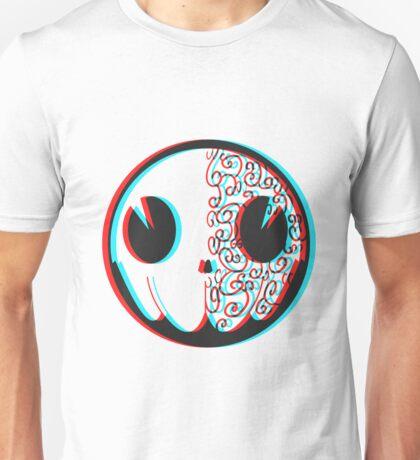 Demon Sphere 3D sugar Unisex T-Shirt