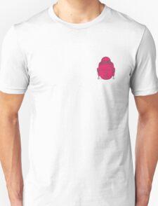 Red Buddha Unisex T-Shirt