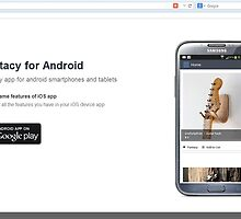 Android App for Fantacy - http://www.fancyclone.net by hitasoft