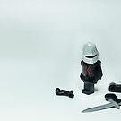 Monty Python Black Knight by StewNor