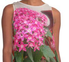 Flowers n Vase Contrast Tank