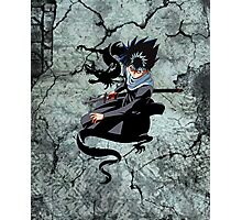The Flying Shadow Photographic Print