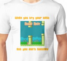 Flappy Failure Unisex T-Shirt