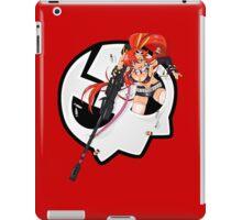 I Love Big Guns iPad Case/Skin