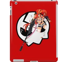 I Love Big Guns iPad Case/Skin
