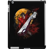 More than Blood and Guns iPad Case/Skin