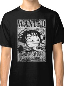 Wanted Grunge  Classic T-Shirt