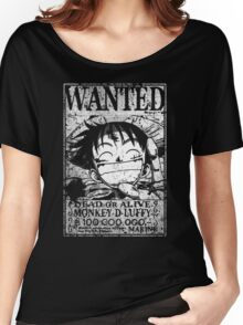 Wanted Grunge  Women's Relaxed Fit T-Shirt