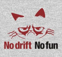 No drift No fun (1) One Piece - Long Sleeve