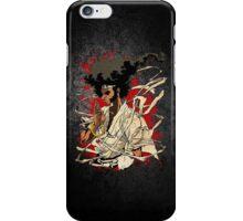 The Puffy Samurai iPhone Case/Skin