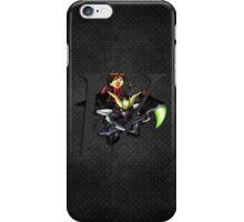 Duo Maxwell and Gundam Deathscythe iPhone Case/Skin