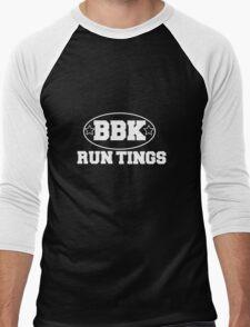 Boy Better Know - Run Tings!! Men's Baseball ¾ T-Shirt