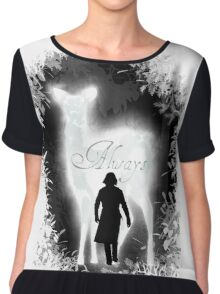 Always from Snape Chiffon Top
