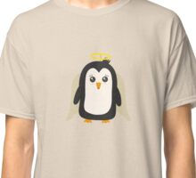 Penguin Angel   Classic T-Shirt