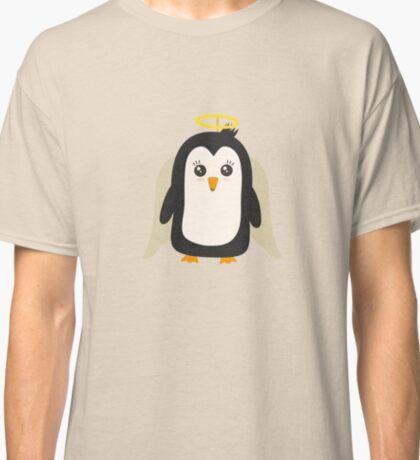 Penguin Angel   Classic T-Shirt