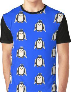 Penguin Angel   Graphic T-Shirt