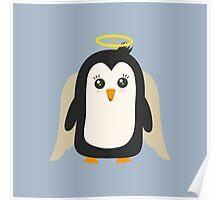 Penguin Angel   Poster