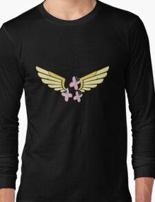 Fluttershy Symbol Long Sleeve T-Shirt