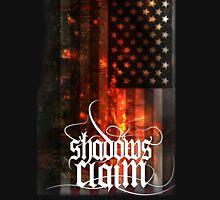 Shadow's Claim - Flag Tee (Black) Unisex T-Shirt