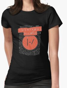 21pilots Womens Fitted T-Shirt