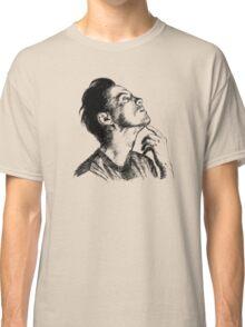 Andrew Scott Scribble Classic T-Shirt