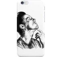 Andrew Scott Scribble iPhone Case/Skin