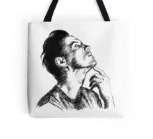 Andrew Scott Scribble Tote Bag