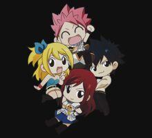 Fairy Tail - Chibilette Kids Clothes
