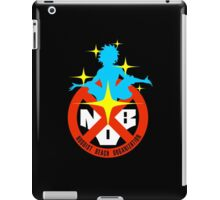 Nudist Beach Organization iPad Case/Skin
