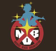 Nudist Beach Organization T-Shirt
