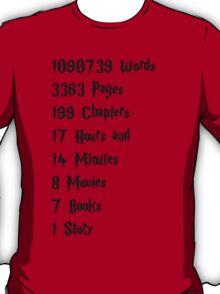 1 Story T-Shirt