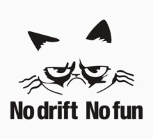 No drift No fun (6) Kids Clothes
