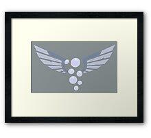 Derpy Symbol Framed Print