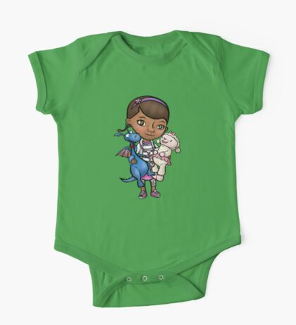 Toy Doctor One Piece - Short Sleeve
