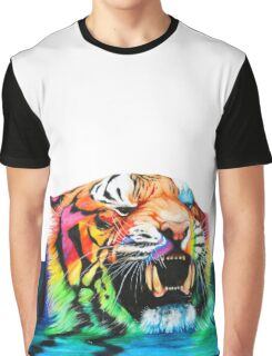 """""""That's some acid tiger shit'' Graphic T-Shirt"""