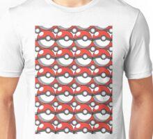 Pokeball Collage Unisex T-Shirt