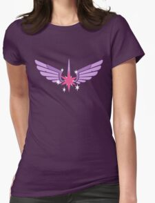 Princess Twilight Symbol Womens Fitted T-Shirt