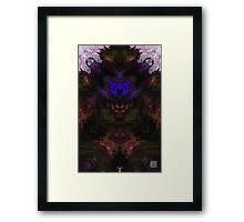 Shaolin Framed Print