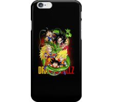 Dragon Ball Son Goku - Chibilette iPhone Case/Skin
