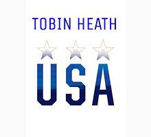 Tobin Heath USA 3 stars design Unisex T-Shirt