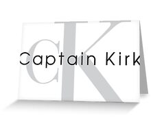 CK Greeting Card