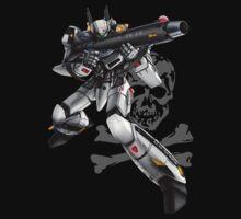 Macross - Skull Squadron (Roy Focker) Kids Clothes