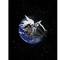 Gundam Wing: Endless Waltz - Zero Photographic Print