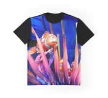 Marlin & (Peeking) Nemo - Finding Nemo: the Musical Graphic T-Shirt