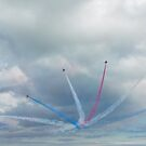 Red Arrows by Declan Carr