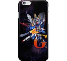 Mobile Fighter G Gundam - Shinning Gundam iPhone Case/Skin