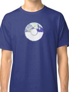 Team Mystic Pokeball Classic T-Shirt